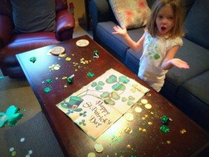 St  Patrick's Day Party Food & Decorating Ideas With Cheryl